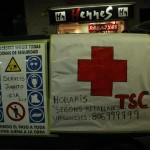 Les retallades en sanitat també han estat presents a la rua