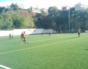 """Imatge del Molins de Rei FC - Vallirana """"B"""""""