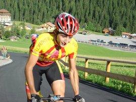 Àlex Maymó (CUP) és un gran aficionat al ciclisme