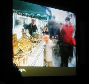 Foto del vídeo que ha fallat al pregó