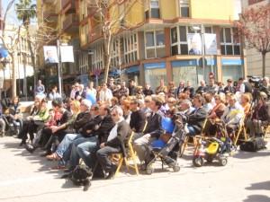 Públic assistent a l'acte // Jose Polo