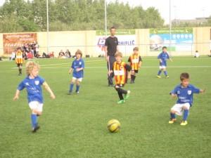 Els tres equips de Molins de Rei van participar en la Baix Llobregat Cup II // Jose Polo