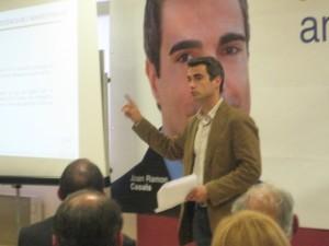 Amb aquest, CiU conclou un cicle de tres actes per explicar el seu programa // Jose Polo