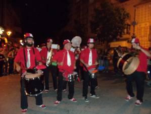 Orquestra Band the Marxa // Ariadna Buendia