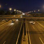 Mor un motorista en un xoc amb un tot terreny a l'autopista