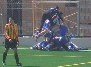 L'Incresa va aconseguir la seva última victòria al Josep Raich al novembre de 2008 // Àlex Àlvarez