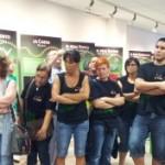 Les bèsties de foc del Baix Llobregat es reuneixen a Molins de Rei