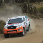 Foj ha aconseguit el seu segon Dakar consecutiu // Foj MPA Team