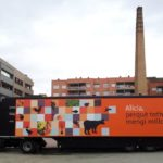 El Bus Alícia s'instal·la durant una setmana a la plaça del Molí