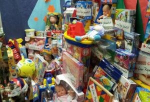 Creu Roja ha realitzat la campanya de recollida de joguines per 20è any consecutiu // Creu Roja