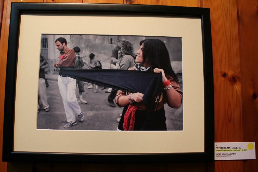 """""""Estirada matossera"""" de Xavier Miravall ha estat la foto guanyadora en la categoria dels Matossers // David Guerrero"""