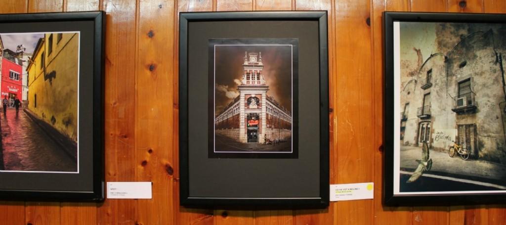 """La fotografia de Pep Codina, """"Ho he vist a Molins"""", va ser la guanyadora de la categoria local // David Guerrero"""