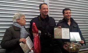 amb els seus premis // Jose Polo