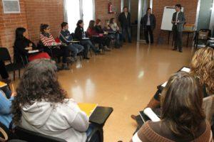 El curs s'imparteix al poliesportiu municipal // Ajuntament de Molins de Rei