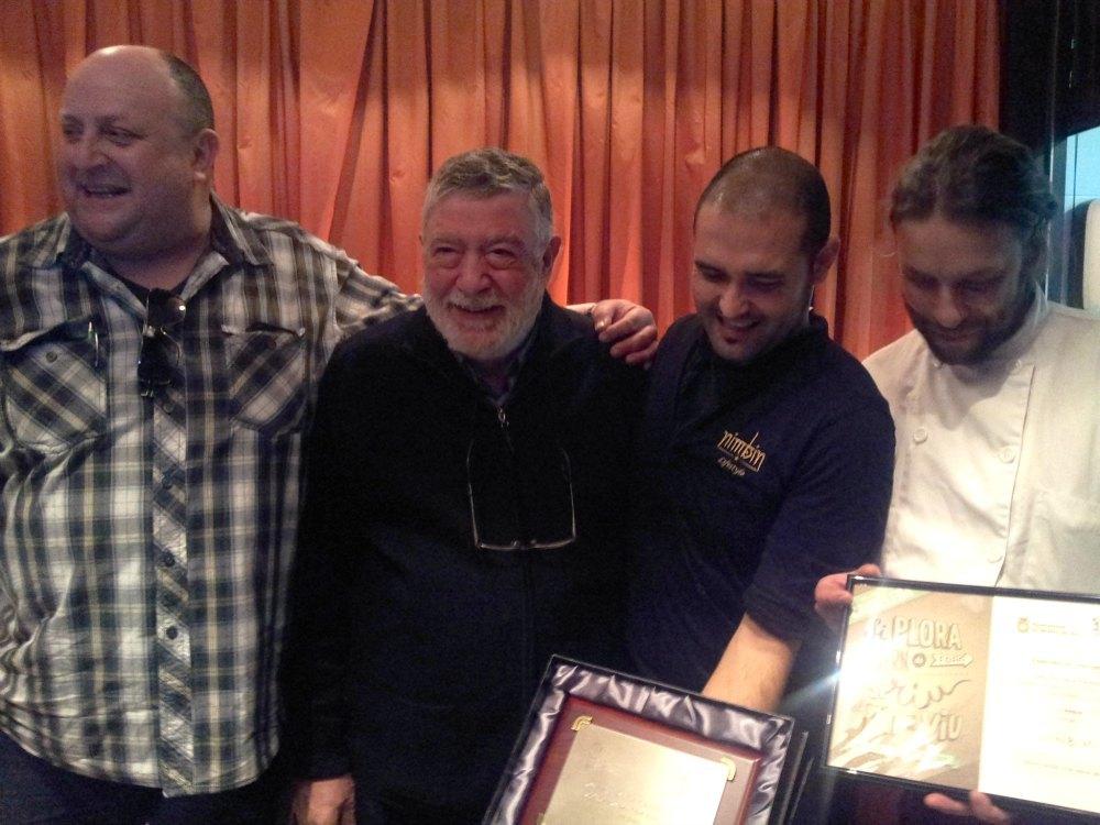 El bar Nimbin s'ha fet amb el concurs de coradella de la 162a Fira de la Candelera // Jose Polo