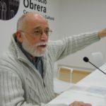 Una xerrada d'Arcadi Oliveres desborda la Federació Obrera