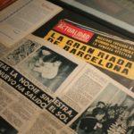 Una exposició reviu el record de la riuada i la nevada del 62