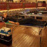 La Marató de Donació de Sang supera els 200 participants