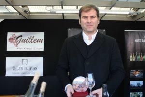 El vi Oller del Mas de la DO Pla del Bages va ser considerat el millor per maridar amb la coradella // Elisenda Colell