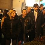 La vicepresidenta del Govern inaugura la Fira entre reivindicacions de l'alcalde