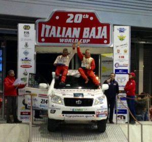Xavi Foj ha fet tercer en la primera partició a la Baja Italia // Foj MPA Team