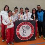El Molins torna a proclamar-se campió d'Espanya d'halterofília
