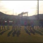 L'equip va aconseguir una victòria molt important // Laura Fernández