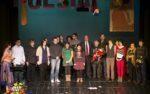 Foto de família dels guanyadors del certamen // Organització