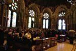 120 molinencs han participat a la romeria a Montserrat // Parròquia de Sant Miquel Arcàngel