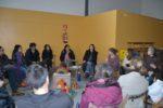El dissabte 26 de febrer Vincles va organitzar una xerrada sobre el desenvolupament del joc durant el primer septenni // Elisenda Colell