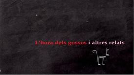 """Imatge de la campanya de micromecenatge """"L'hora dels gossos i altres contes"""" // Verkami"""