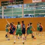 El sènior femení de bàsquet encara no guanya a Primera