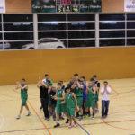 Els molinencs van celebrar la victòria amb l'afició // Jose Polo