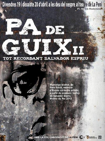 L'obra es representa divendres 19 i dissabte 20 d'abril a les 22h a La Peni // Toni Moreno