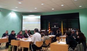 La proposta d'ExMdR es va aprovar per una àmplia majoria // Jose Polo