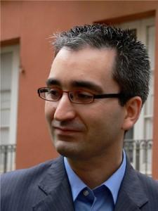 Ferran Espinosa en una imatge d'arxiu // PSC Molins de Rei