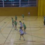 El femení d'handbol agafa confiança