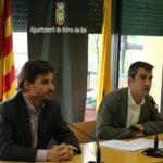 Xavi Paz assumeix les regidories d'Educació i Sanitat després de deixar l'alcaldia