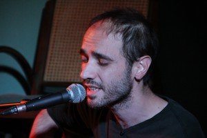 Ramon Cugat durant un concert a l'Ateneu Mulei // Arxiu - Jordi Julià