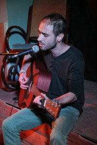 Ramon Cugat va transmetre el món interior que hi ha a les seves cançons // Jordi Julià