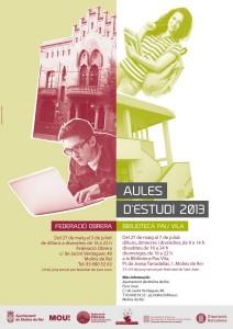 AULES D'ESTUDI 2013_2 web