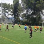 El Molins de Rei CF cau a Sant Andreu amb un equip rejovenit