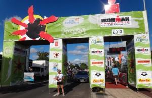L'Iron Man de Lanzarote és un dels més exigents // One to One