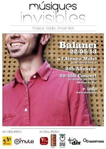 """La segona edició s'obre amb un concert de """"Balancí"""""""