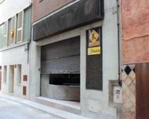 El nou Mulei estarà situat al carrer Ponent // Jose Polo