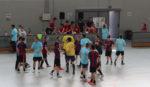 Tot els equips van fer una mostra d'esportivitat i fair play // Jose Polo