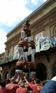 Els Matossers van fer a Nou Barris la primera actuació de la temporada // Matossers de Molins de Rei