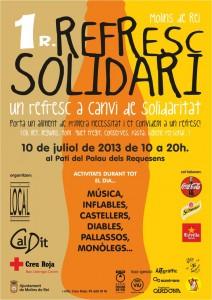 1r Refresc Solidari