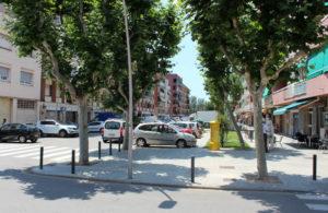 Els fets es van produir al carrer Sant Isidre // Jose Polo