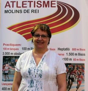 Cristina Vila AEM Molins de Rei